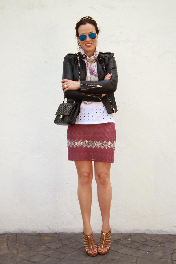 Falda de Missoni 1